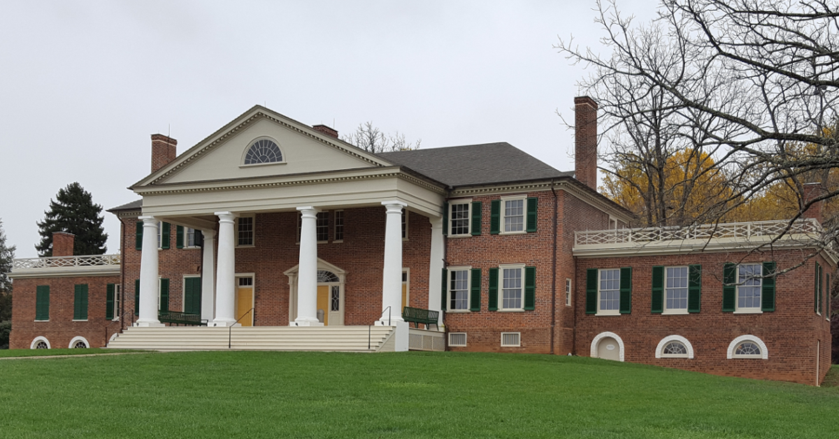 James Madison's Montpelier Estate